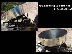 Tiltable Kon-Tiki on Wheels! Reuse, Upcycle, South Africa, Repurposed, Recycling, Wheels, Upcycling, Repurpose