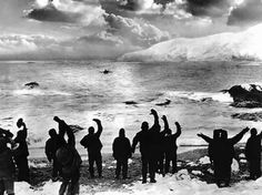 Voyage of the Endurance - stranded on ice for over two years, yet every man survived   #shackelton #endurance