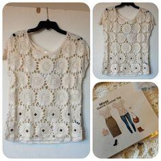 Missa Crochet Top @ stitch fix