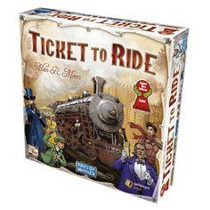 Jogo Ticket to Ride