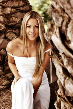 Colbie Caillat....her hair texture is the most similar to mine- I want my hair like this