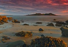 Beaches Dumfries and Galloway | Photos of Carrick Bay Beach | Dumfries | Dumfries and Galloway ...