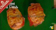 Panini di Patate di Benedetta Parodi
