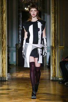 Anne Sofie Madsen Ready To Wear Fall Winter 2015 Paris