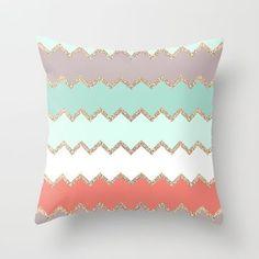 Image result for knit blanket navy coral blush teal
