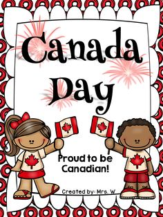 "This pack includes some great printables to help celebrate Canada Day! Included: * Canada Day - KWL Worksheet * ""My favourite thing to do on Canada Day is."" Writing Prompt * Proud Canadian Picture * Canadian Symbols (label the Ca Canada For Kids, Canada Day 150, Canada Day Party, All About Canada, Happy Canada Day, O Canada, What Is Canada Day, Canadian Symbols, Canadian History"