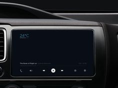 Daily UI Day 34 Car Interface / Andrej Radisic