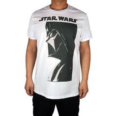 Star wars 2016 vader profile george middot . lucas t-shirt
