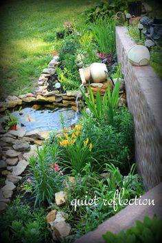 My Rock Garden Fountain
