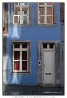 Blaues Haus #petermarbaise #tuxoche