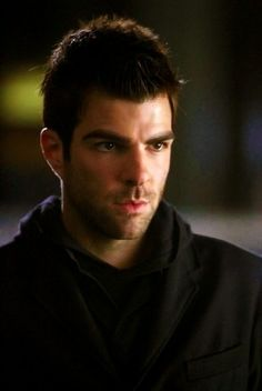 The Sylar look ;)