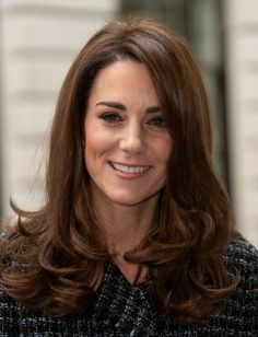 Catherine, Duchess of Cambridge attends a 'Mental Health In Education' conference at Mercer's Hall on February 2019 in London, England. The conference will bring together delegates from across. Get premium, high resolution news photos at Getty Images Duke William, William Kate, Princess Margaret, Princess Kate, Duchess Kate, Duchess Of Cambridge, Kate Middleton Hair, British Royal Families, Prince William And Catherine