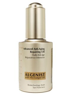 Algenist Advanced Anti-Aging Repairing Oil Review: Skin Care: allure.com