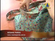 Sabor de Vida Artesanatos | Bolsa Dupla Face - 02 de Abril de 2013