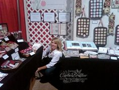 tips, tricks, and list of craft fair essentials. great paper and stamping craft ideas for Shows
