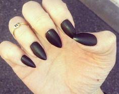 short stiletto nails - Google Search
