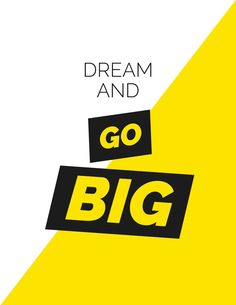 You'll only go as far as your dreams, so dream BIG! What are your big, fierce, outragous goals? #BFOGs https://multibra.in/6tfck