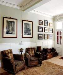 scottish victorian home lounge