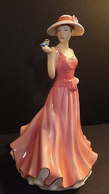 Royal Doulton Petites Jenny 2014 Figure of Year HN 5676 New Hand Signed Doulton