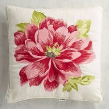 As if freshly plucked from your garden, a big, beautiful pink flower bursting into full bloom can barely be contained on our indoor/outdoor pillow. Pink Throw Pillows, Toss Pillows, Outdoor Throw Pillows, Accent Pillows, Pink Home Accessories, Urban Decor, Pumpkin Pillows, Pink Home Decor, Pillow Texture