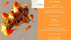 Le proposte del White Restaurant per il vostro Light Lunch. Per Info e Prenotazioni:  Tel. +39 080 8870111 Email: info@borgobianco.it www.borgobianco.it