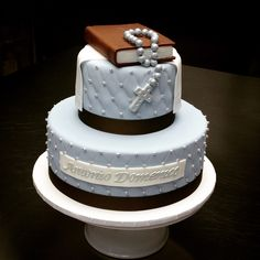 the first communion cake...sweet mary's new haven ct