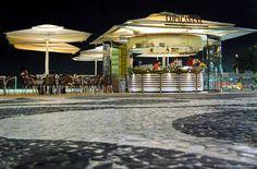 Quiosques de Copacabana - Rio de Janeiro