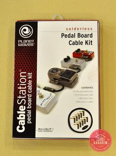 Kit de cabos Planet Waves