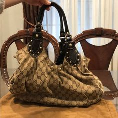 df67b412c9fb Gucci Hobo bag Gucci Hobo Bag missing some hardware Gucci Bags Shoulder Bags  #hobostylebag Gucci