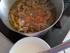 Soup Recipes, Recipies, Cheeseburger Chowder, Food And Drink, Recipes, Cooking Recipes
