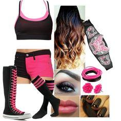 Divas Champion Wrestling Outfits, Wrestling Clothes, Wwe Outfits, Wrestling Divas, Women's Wrestling, Girl Outfits, Kentucky Basketball, Sports Basketball, Duke Basketball