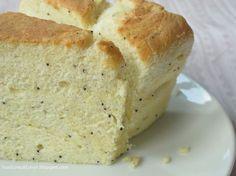 tofu chiffon cake. Less fat!