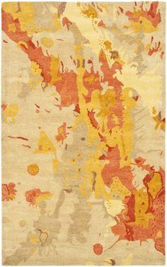 Safavieh Home Furnishings - Soho Rugs - SOH216A, $520.00 (http://www.safaviehhome.com/contemporary-soh216a/soh216a)