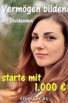 So startest du mit Euro den Vermögensaufbau mit Dividenden The accumulation of assets with dividends is already possible with euros. Yes exactly! Everyone can start with little money and receive regular income. Money Tips, Money Saving Tips, Savings Planner, Savings Challenge, Make Easy Money, Investing Money, Financial Tips, Online Jobs, Personal Finance