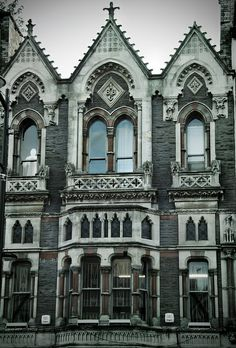 old buildings   Old buildings - Cardiff   Flickr - Photo Sharing!
