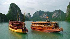 Ha-long bay Vietnam