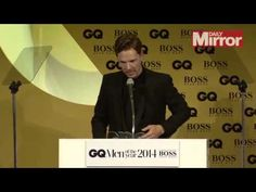 We have suspected it...but it is now CONFIRMED...Ben is an ADORABLE drunk! Benedict Cumberbatch accepts his GQ award 2014 drunk! WARNING: Drinking, smoking and Benedict Cumberbatch are ALL hazardous to your health...