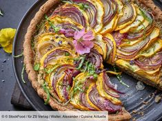 undefined Quiches, Tart Recipes, Ratatouille, Paella, Entrees, Side Dishes, Pizza, Food And Drink, Ethnic Recipes