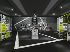 NIKE TOWN NYC - US OPEN 2015 on Behance