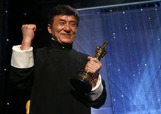 Selepas Berkecimpung Lebih 52 Tahun, Jackie Chan Akhirnya Dianugerahkan Anugerah Oscar