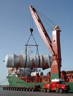 Liebherr CBB 240 - Heavy Lift Cranes