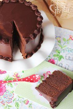 Tarta de chocolate Trufado - Megasilvita