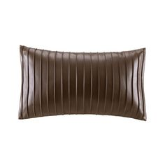 I pinned this Ketteridge Faux Leather Pillow from the Hampton Hill event at Joss & Main!