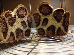 La brioche léopard : la brioche du moment !