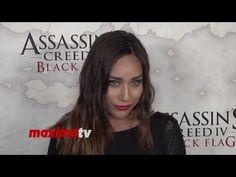 Korrina Rico Assassin's Creed IV Black Flag Launch Party Hosted by Elija...