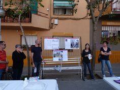"""Colaboración en la """"Participació ciutadana de la remodelació de la plaça Joan Miró"""" realizada por  """"Estel"""""""