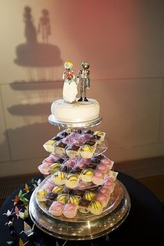 Cake! by creepingminx, via Flickr