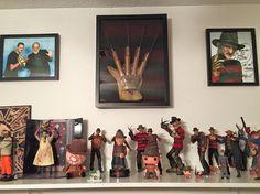 My Freddy shrine looking good!