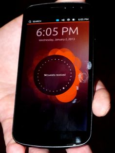 Canonical's Ubuntu Smartphone OS - Great opportunity to really take the desktop  to your pocket!
