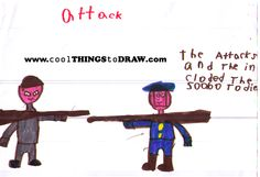 Pictures to draw that help kids learn.